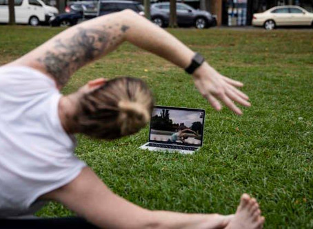 HEAD TOPICS AUSTRALIA x Sydney Yoga Collective