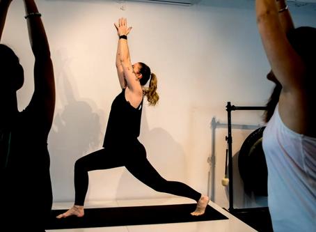 Sydney Morning Herald x Sydney Yoga Collective
