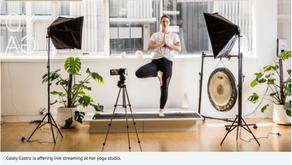 Sydney Yoga Collective X The Sydney Morning Herald