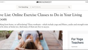 Sydney Yoga Collective X Broadsheet