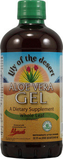 LILY OF THE DESERT, ALOE VERA GEL