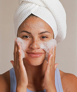 Three easy steps to Cleansing Your Face