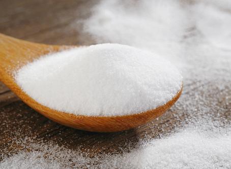 Baking Soda Homemade Exfoliating Body scrub for Clean, Smooth Skin
