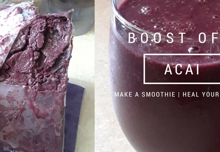 The Benefits of Acai Berry To Clear Skin and even Weight Loss