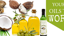 5 Top Natural Oils For Healthy Hair Growth