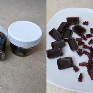 Homemade Marine Collagen Peptides Vitamin C collagen Gummy Bears