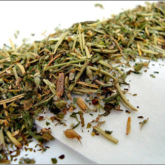 Herbal Tea Rinse for your Hair
