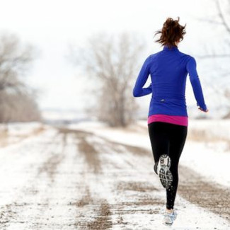 Running to Stay Healthy