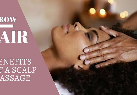How To Massage Your Scalp To Stimulate New Hair Growth