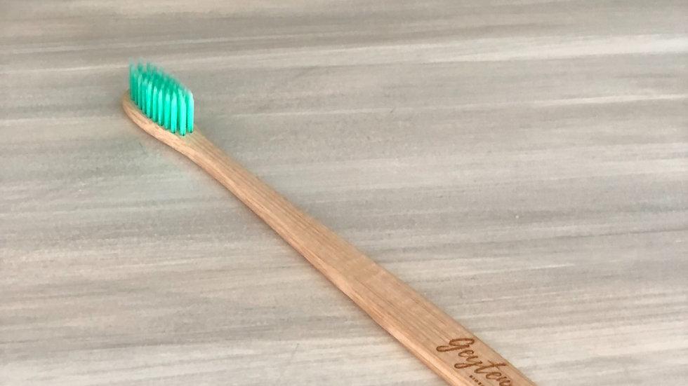 Cepillo dental bamboo - Verde