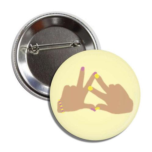 Theta Hand Sign