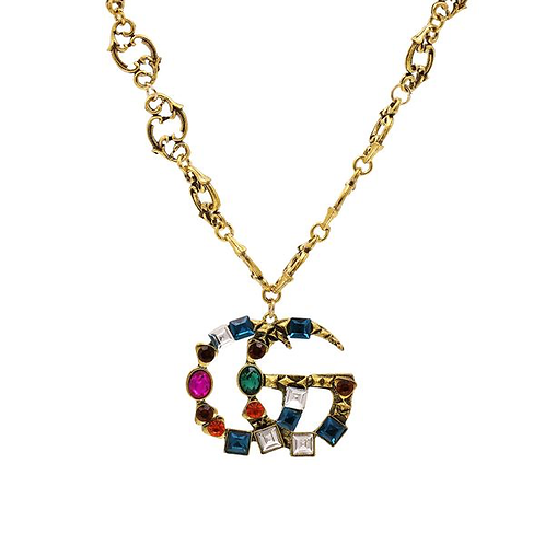 Double G Necklace