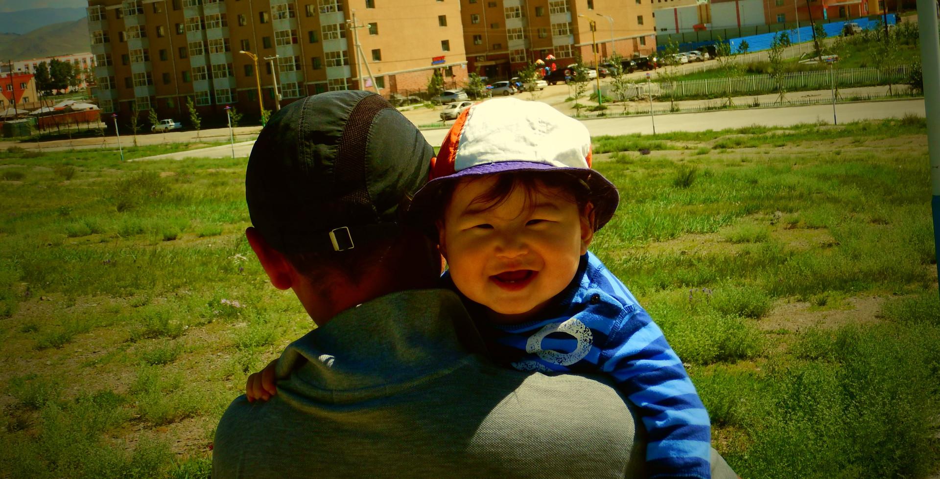 Enfant, Bayankhongor