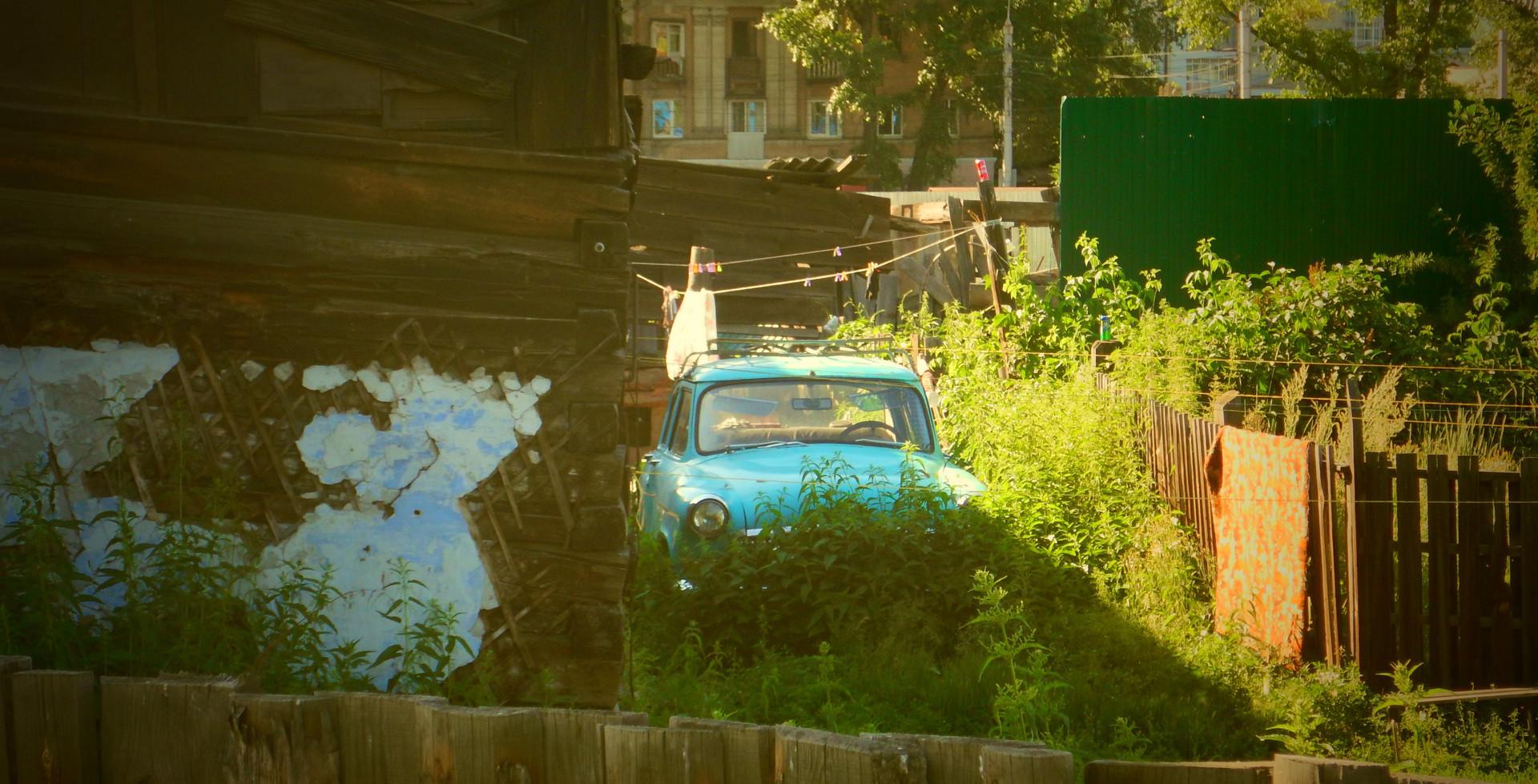 Voiture, Yakutsk