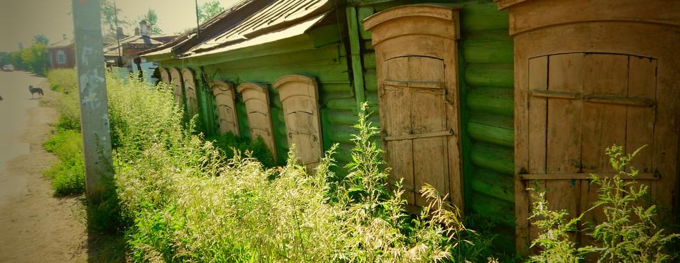 Maisons, Yakutsk