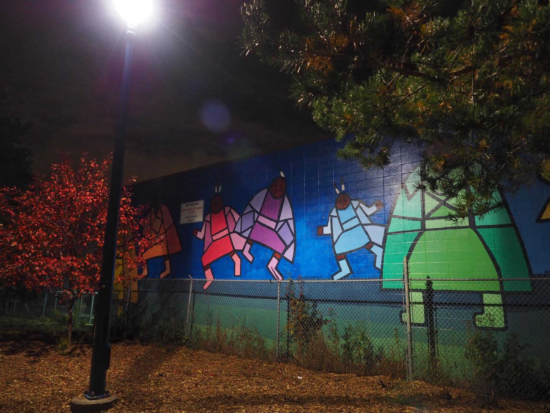 Peintures murales à Edmonton