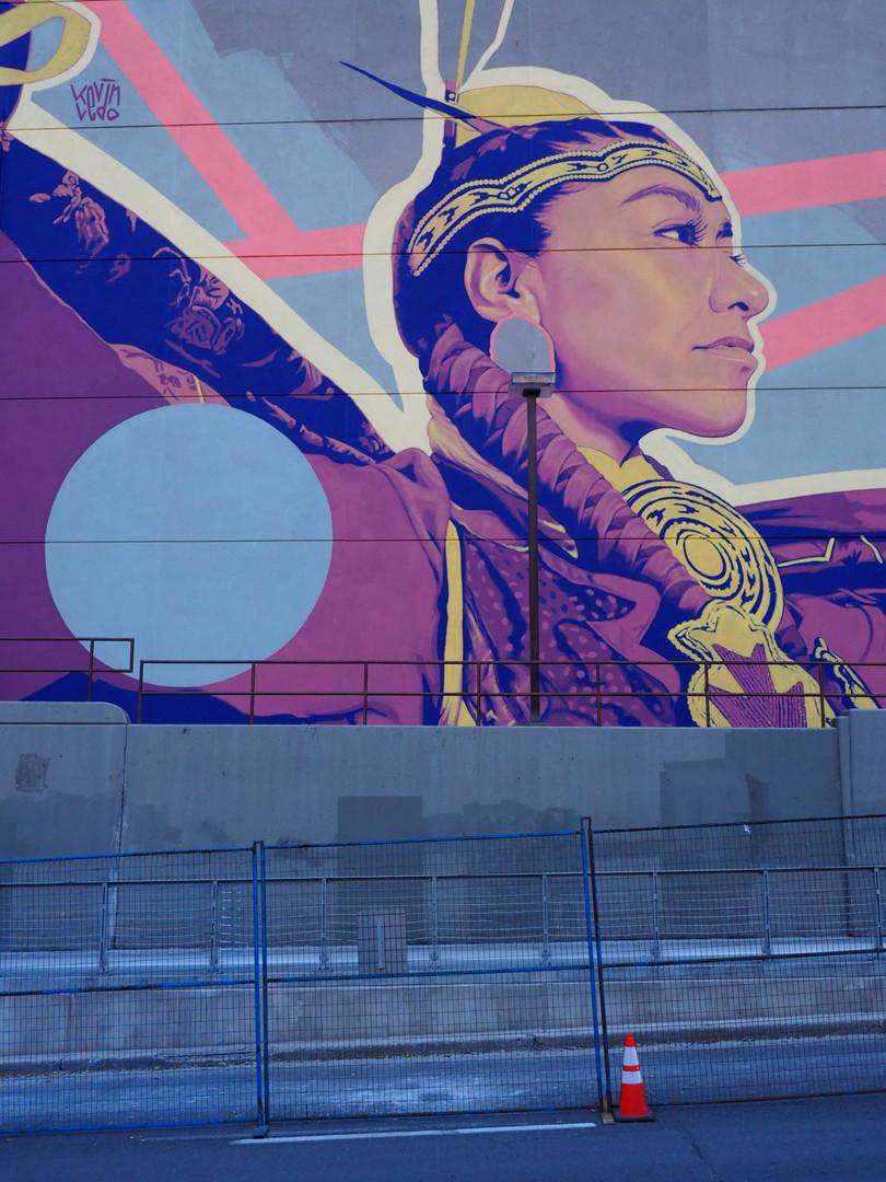 Peintures murales à Calgary