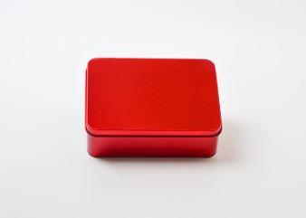 Red Retangular Box