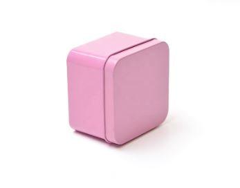 Pink Square Box