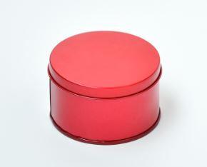 Red Round Box