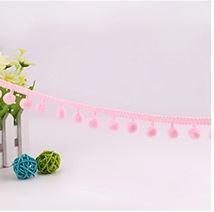 23. Medium Pink Maxi Pompom