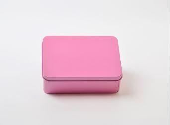 Pink Retangular Box