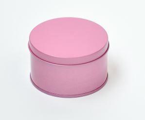 Pink Round Box