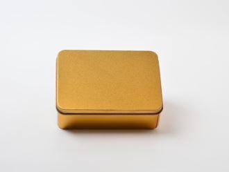 Gold Retangular Box