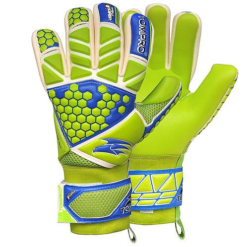 Tompro Gorilla Grip Contact + Negative Cut Goalkeeper Goalie Gloves Boys Adults