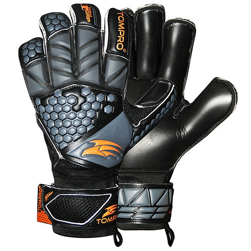 Tompro Gorilla Grip Contact Plus Roll Finger Fingersave Goalkeeper Goalie Gloves