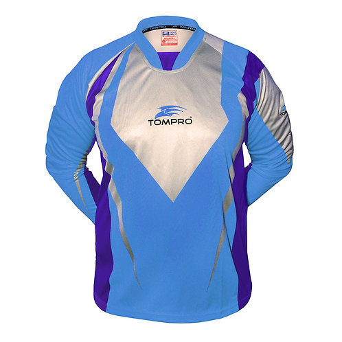Tompro Spectra Men's Football Soccer Elbow Padding Goalkeeper Goalie Jersey