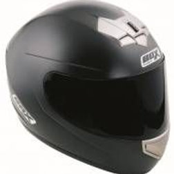 Box BX-1 Full Face Helmet Matt Black