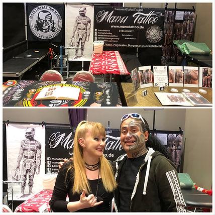 Tattoo convention Zurich
