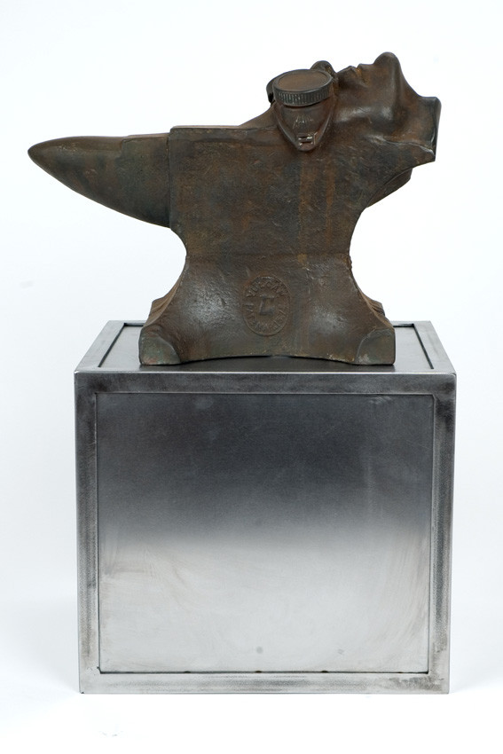 Self-Portrait as Device with which to Create Modernist Sculpture