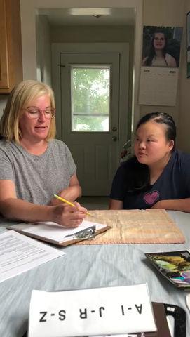 RPM and Developing 'Purposeful' Speech through Spelling to Speech