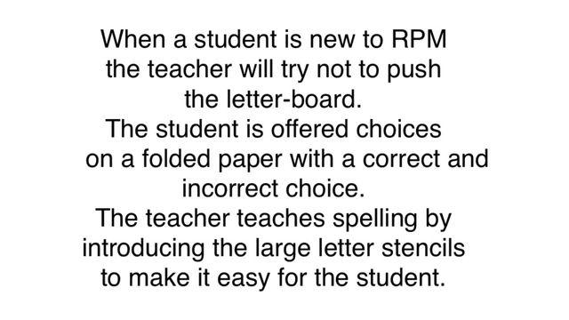 RPM for a beginner
