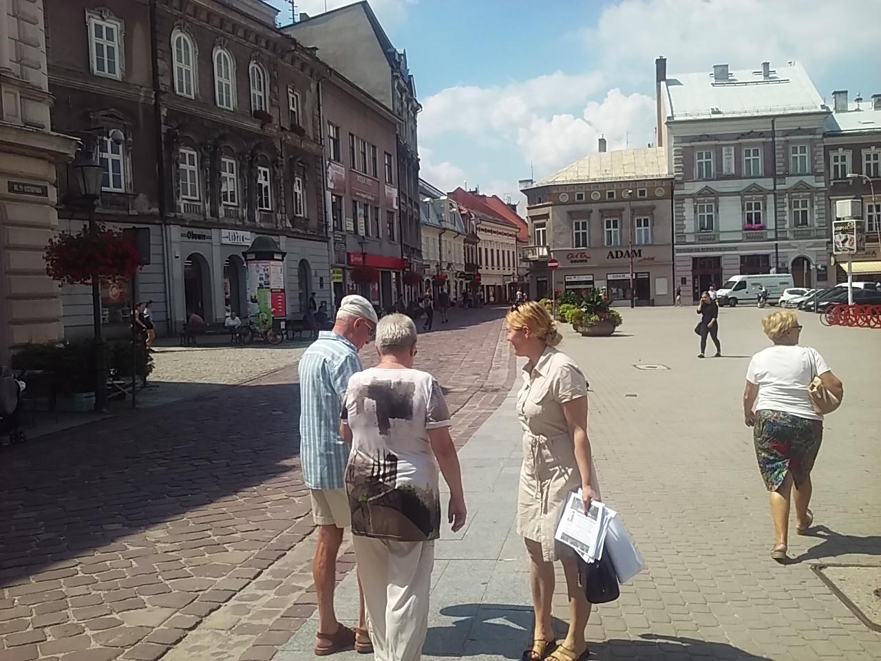 Rozmowa z Bielszczanami