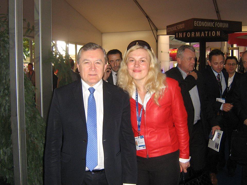 Z Piotrem Glińskim, 2016