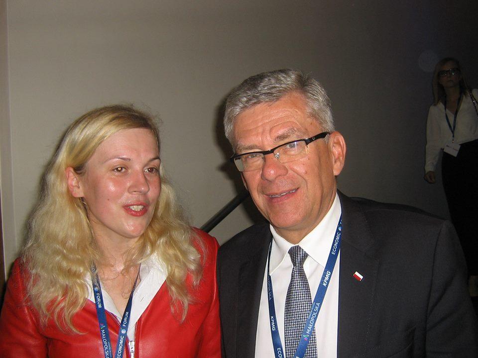 Ze Stanisławem Karczewskim, 2016