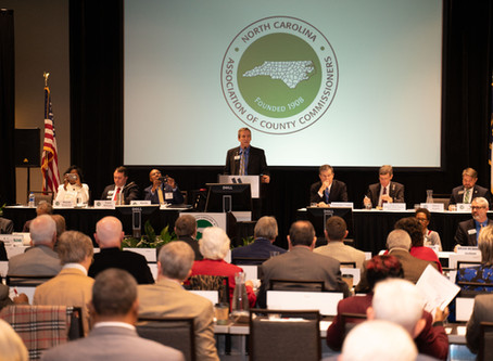 NCACC Legislative Goals Conference