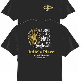 Be A Sunflower - T-Shirt