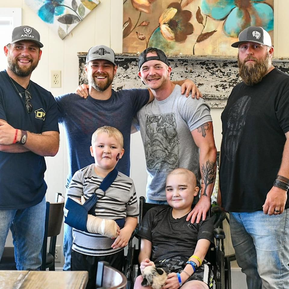 Cochran Family & The Andrew Chastain Band
