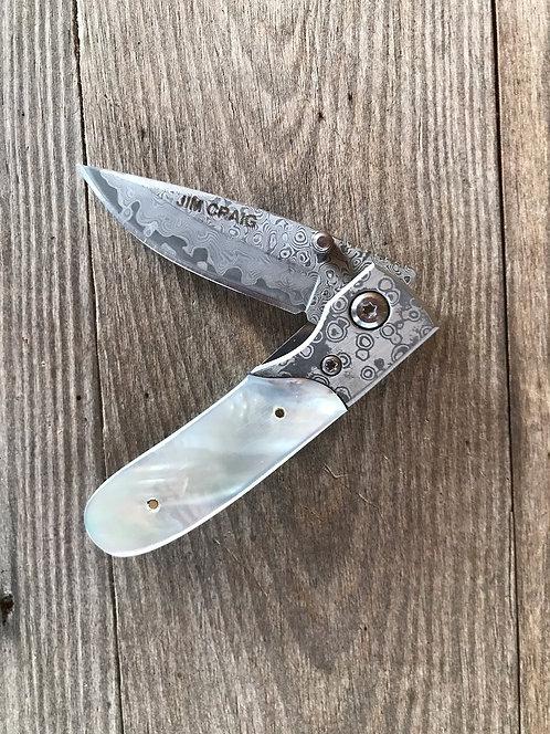 Mother of Pearl Gentleman's Dress Knife