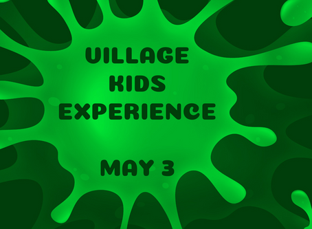 Virtual Village Kids Experience - May 3