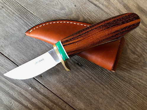 Jobillo Hidden Tang Woods Knife