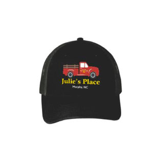 Julie's Place Red Truck - Hat