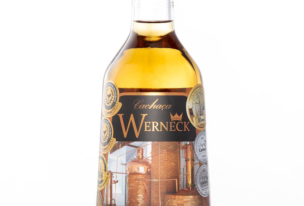 Garrafa Werneck Ouro 750ml