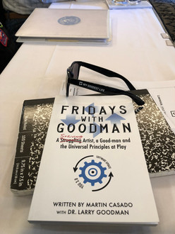 Friday's with Goodman