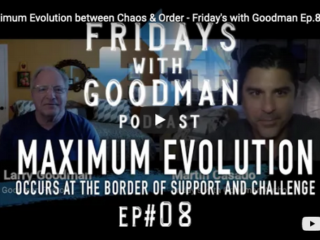 Maximum Evolution — Chaos & Order