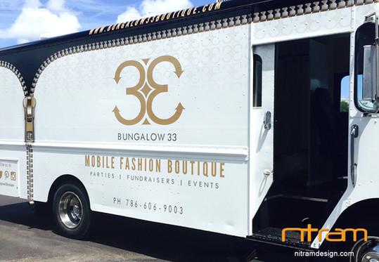 Mobile Fashion Boutique